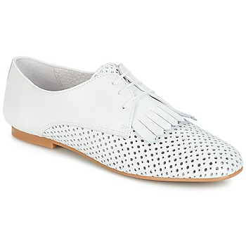 kengät Naiset Derby-kengät André DELICAT White