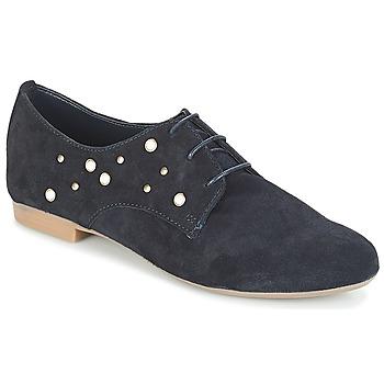 kengät Naiset Derby-kengät André GELATA Laivastonsininen
