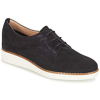 kengät Naiset Derby-kengät André AMITIE Laivastonsininen