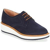 kengät Naiset Derby-kengät André CHICAGO Laivastonsininen