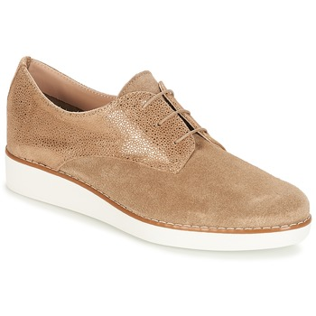 kengät Naiset Derby-kengät André AMITIE Taupe