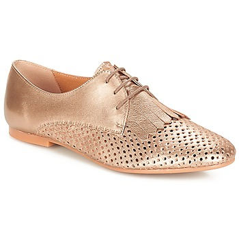 kengät Naiset Derby-kengät André DELICAT Kulta