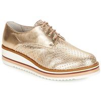 kengät Naiset Derby-kengät André FLORIANE Kulta