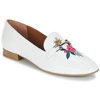 kengät Naiset Mokkasiinit André HENSON White