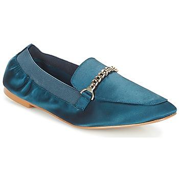 kengät Naiset Mokkasiinit André AMULETTE Blue