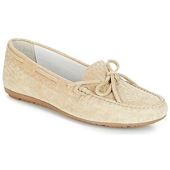 kengät Naiset Mokkasiinit André FRIDA Beige