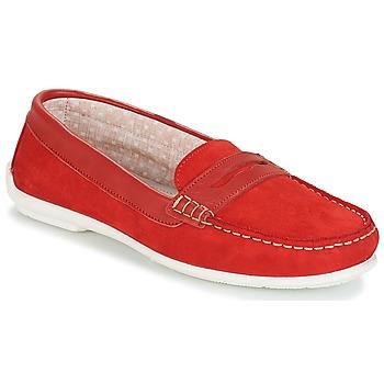 kengät Naiset Mokkasiinit André FRIOULA Red