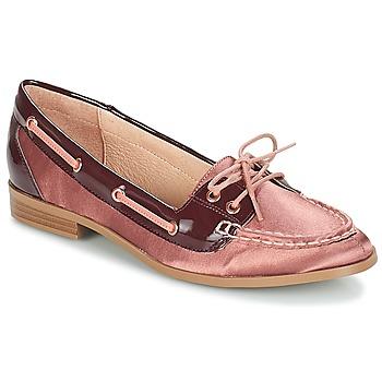 kengät Naiset Mokkasiinit André NONETTE Pink