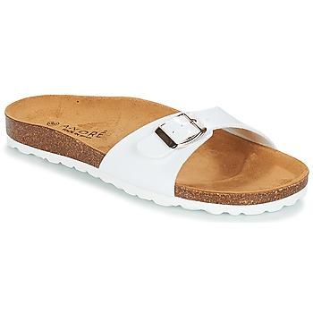 kengät Naiset Sandaalit André ULYSSE White
