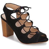 kengät Naiset Sandaalit ja avokkaat André LAETITIA Black