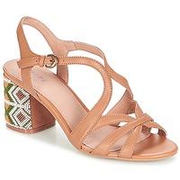 kengät Naiset Sandaalit ja avokkaat André SAMBA Camel