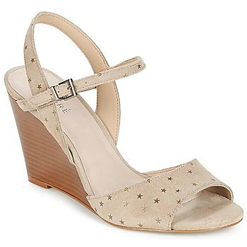 kengät Naiset Sandaalit ja avokkaat André BECKY Beige