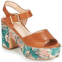 kengät Naiset Sandaalit ja avokkaat André ALTO Camel