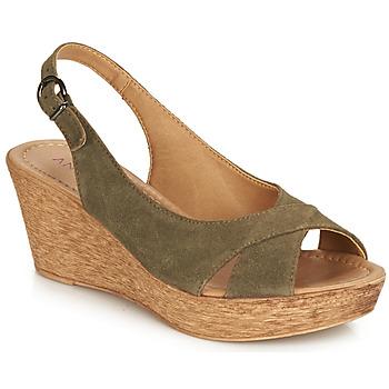 kengät Naiset Sandaalit ja avokkaat André DESTINY Kaki