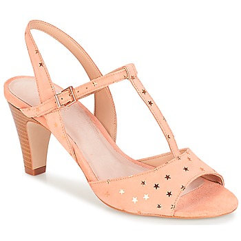 kengät Naiset Sandaalit ja avokkaat André BETY Pink