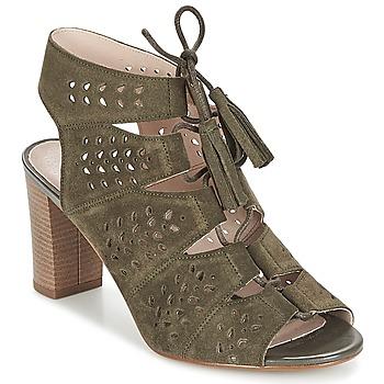 kengät Naiset Sandaalit ja avokkaat André THEI Kaki
