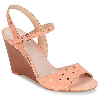 kengät Naiset Sandaalit ja avokkaat André BECKY Pink