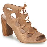 kengät Naiset Sandaalit ja avokkaat André LAETITIA Bronze