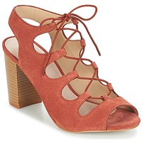kengät Naiset Sandaalit ja avokkaat André LAETITIA Vaaleanpunainen