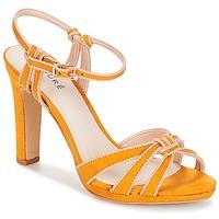 kengät Naiset Sandaalit ja avokkaat André ARPEGE Yellow