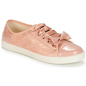 kengät Naiset Matalavartiset tennarit André BOUTIQUE Pink