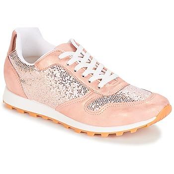 kengät Naiset Matalavartiset tennarit André RUNY Vaaleanpunainen