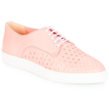 kengät Naiset Matalavartiset tennarit André PRESAGE Pink