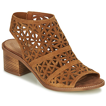 kengät Naiset Sandaalit ja avokkaat André CARIOCA Camel