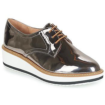 kengät Naiset Derby-kengät André CHICAGO Argenté