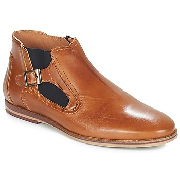 kengät Miehet Bootsit André GAMIN Brown