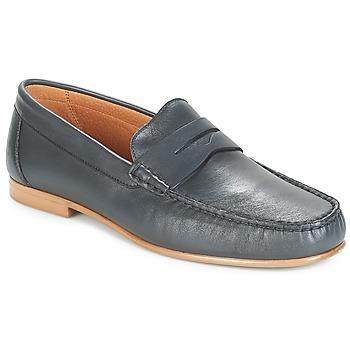 kengät Miehet Mokkasiinit André DIEGO Grey