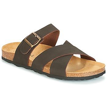 kengät Miehet Sandaalit ja avokkaat André MAUX Brown