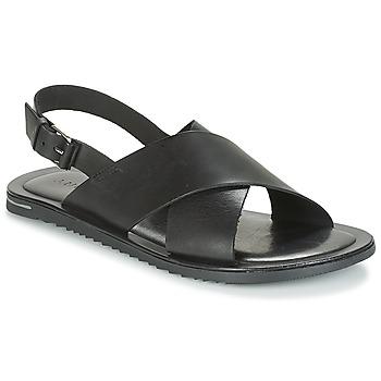 kengät Miehet Sandaalit ja avokkaat André SILVIO Black