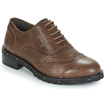 kengät Naiset Derby-kengät Chattawak AMELIA Brown