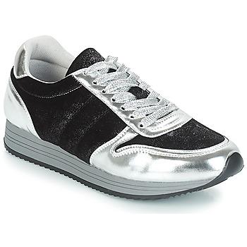 kengät Naiset Matalavartiset tennarit Chattawak CESENA Black