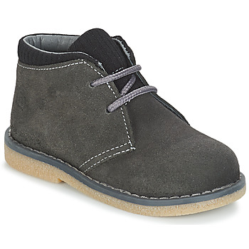 kengät Pojat Bootsit Citrouille et Compagnie JUSSA Grey