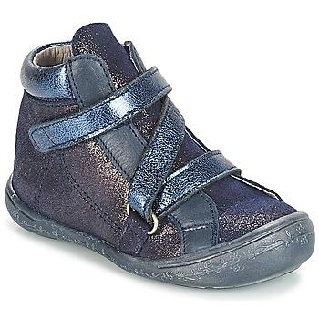 kengät Tytöt Bootsit Citrouille et Compagnie JISSOU Sininen