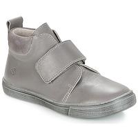 kengät Pojat Bootsit Citrouille et Compagnie JOJAMO Grey