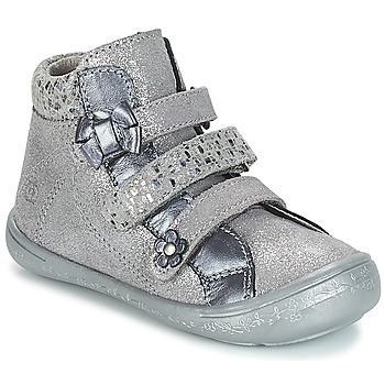 kengät Tytöt Bootsit Citrouille et Compagnie JODIL Grey