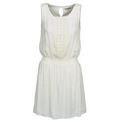 vaatteet Naiset Lyhyt mekko Best Mountain ROBALA White