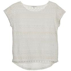 vaatteet Naiset Lyhythihainen t-paita Best Mountain SOLI White
