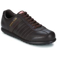 kengät Miehet Derby-kengät Camper PELOTAS XLITE Ruskea