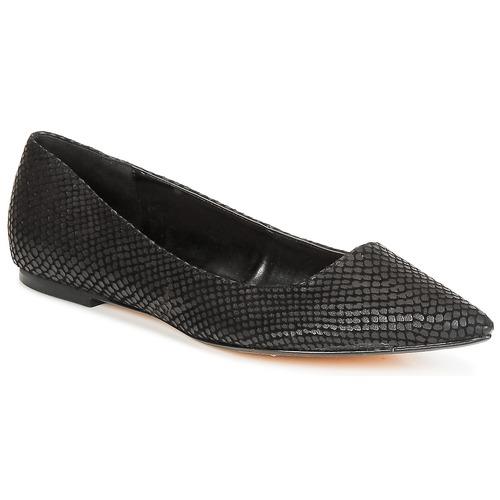 kengät Naiset Balleriinat Dune London AMARIE Black