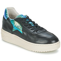 kengät Naiset Matalavartiset tennarit Ash FOOL Black / Green