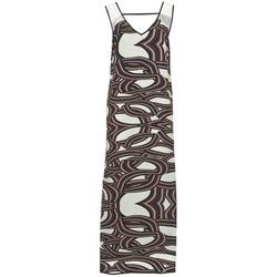 vaatteet Naiset Pitkä mekko Sisley SIXIOL Multicolour