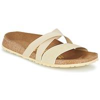 kengät Naiset Sandaalit ja avokkaat Papillio COSMA BEIGE / DORE