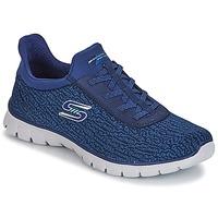 kengät Naiset Fitness / Training Skechers EZ FLEX 3.0 Navy