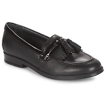 kengät Tytöt Mokkasiinit Start Rite LOAFER PRI Musta