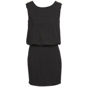 vaatteet Naiset Lyhyt mekko Morgan ROUXE Black
