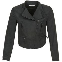 vaatteet Naiset Takit / Bleiserit See U Soon CANDICE Black